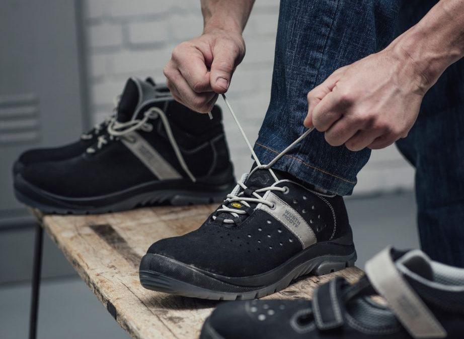 Chaussures de sécurité : normes et conception