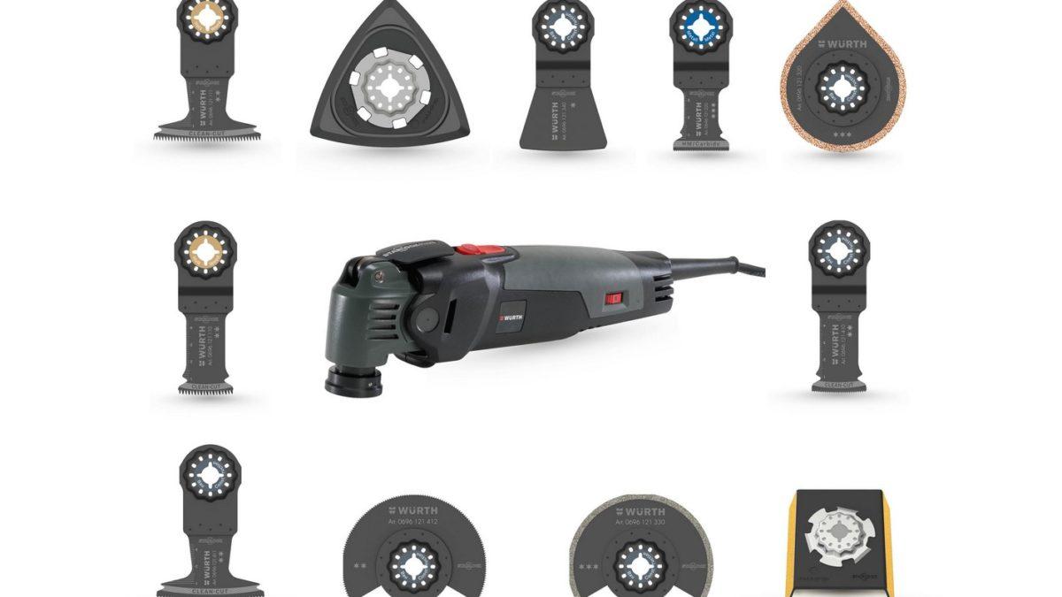Innovation : système Starlock pour couteau multiusage