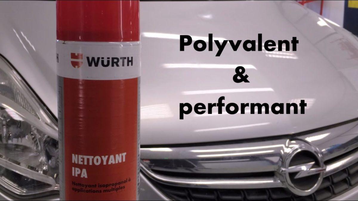 Auto : Le nettoyant IPA pour carrosserie de véhicules : polyvalent et performant