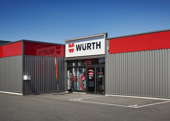 Proxi Shop Würth