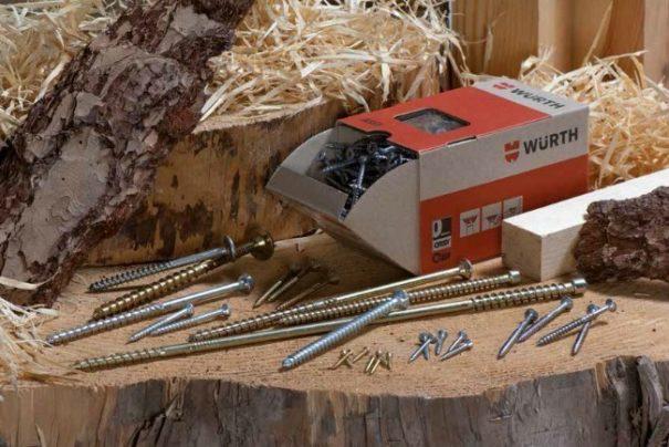Construction/Bois : une nouvelle vis vient compléter notre gamme  !