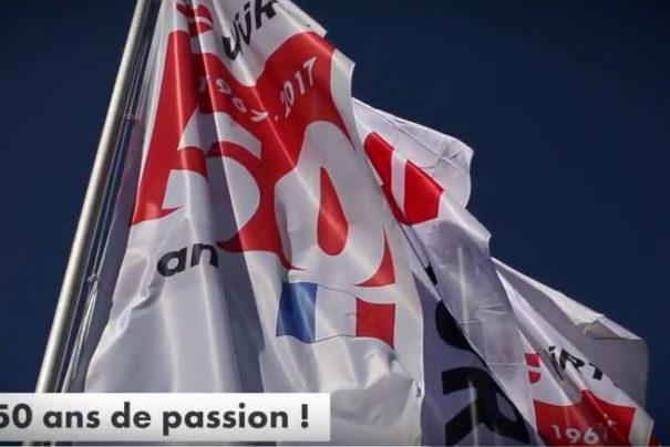50 ans de passion au service des professionnels !