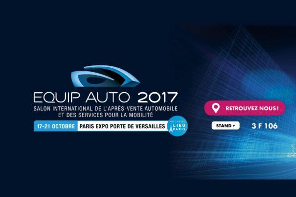 Würth France de retour au salon Equip Auto 2017