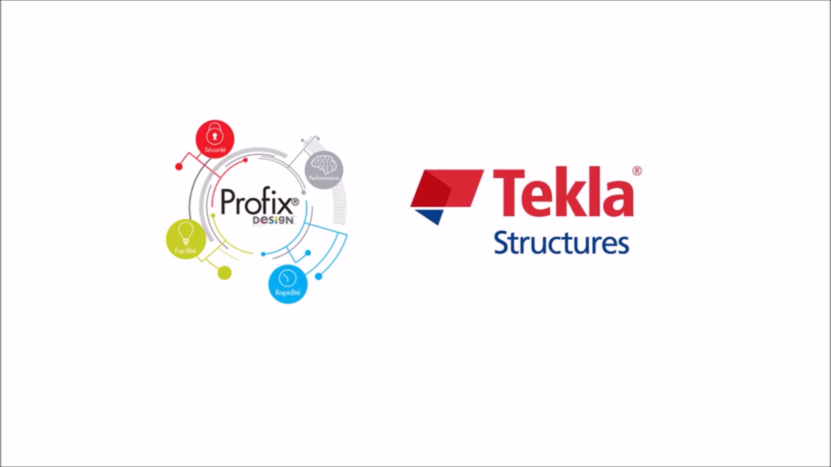 Würth France est partenaire de Tekla et de sa nouvelle version 2017i de Tekla Structures !