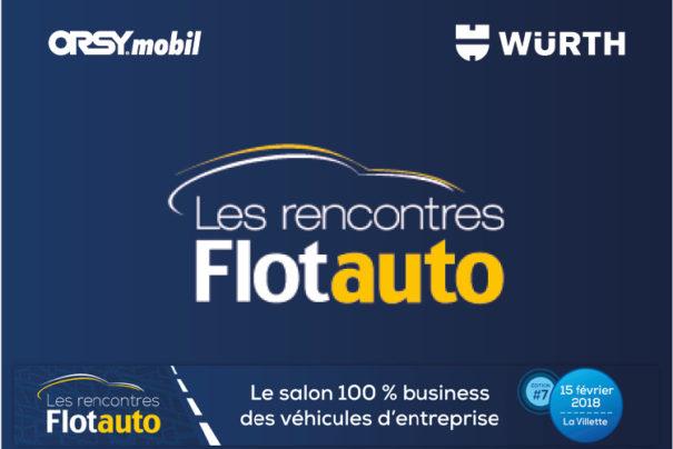 ORSYmobil présent au salon Flotauto !