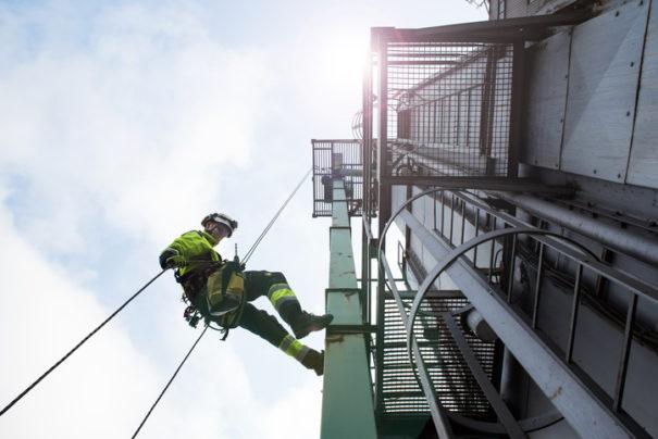 Système anti-chute : Würth vous protège !