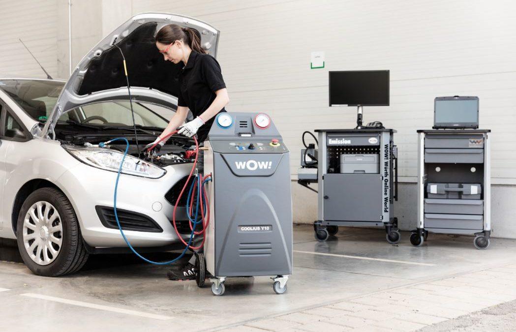 Machines de climatisation : Würth étoffe sa gamme