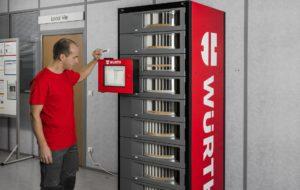 Vending machine Orsymat, distributeur EPI et consommables