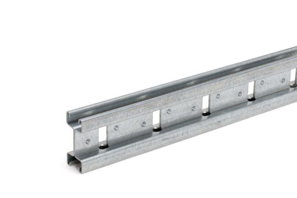 Nouveau : le rail de montage en C Varifix double 41/86 – C2C
