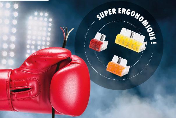 Connecteurs Kompakt+ : le choix de l'ergonomie et de la précision !