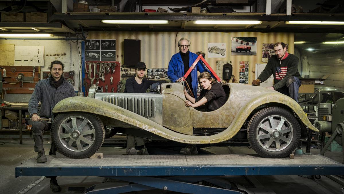 Carrosserie HH Services : «la carrosserie, tout un art !»