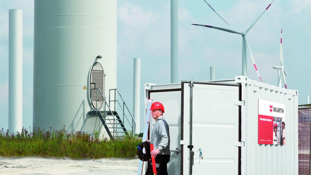 ORSY Construction : la solution de gestion des consommables sur vos chantiers