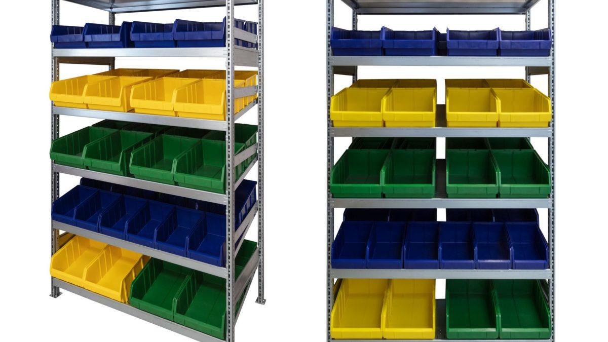 Kanban Light : le système de gestion des consommables en grands volumes