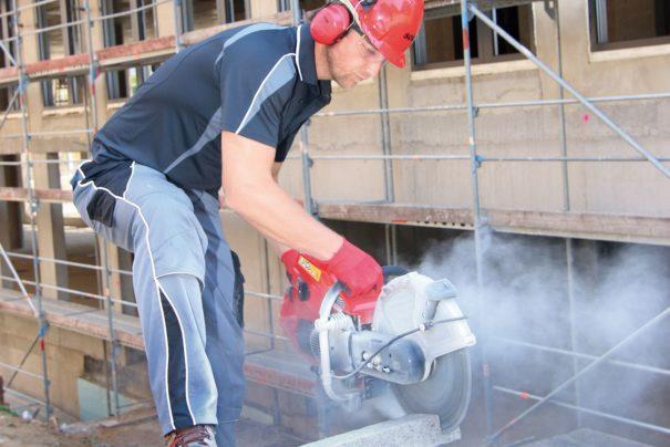 Nouveau produit : la découpeuse thermique WDT 81-350 débarque sur les chantiers !