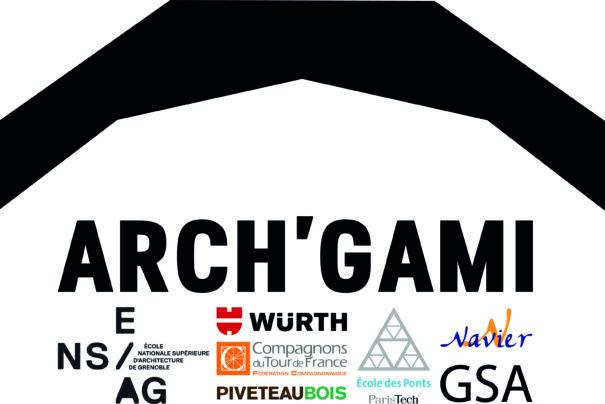 Würth France présente son projet Arch'Gami au 9ème Forum Bois Construction