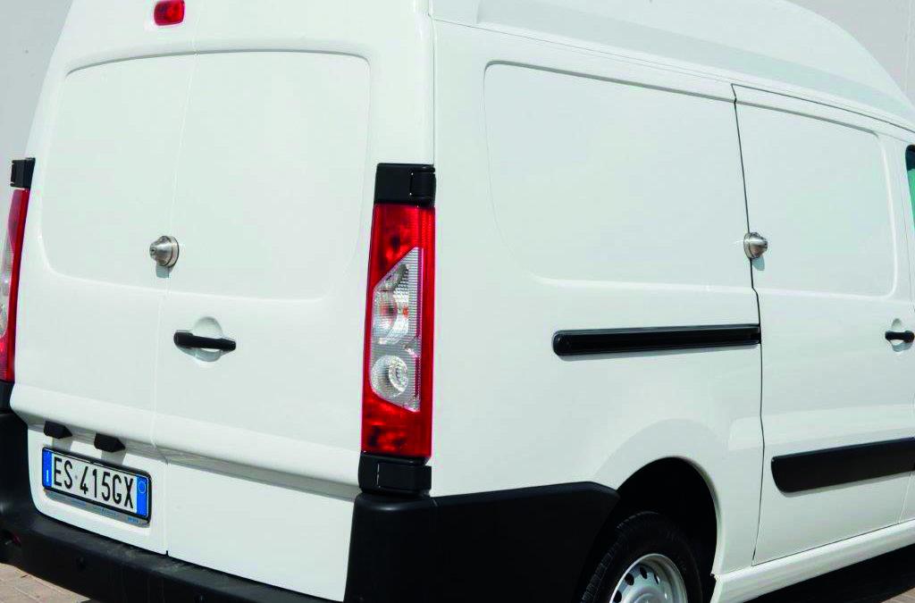 Würth et la sécurité : découvrez les serrures de sécurité pour véhicule utilitaire