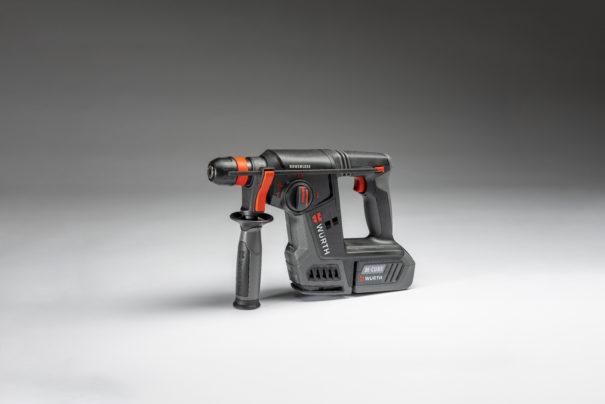 M-CUBE : nouveau marteau perforateur à batterie Li-Ion 18 V ABH 18 Compact