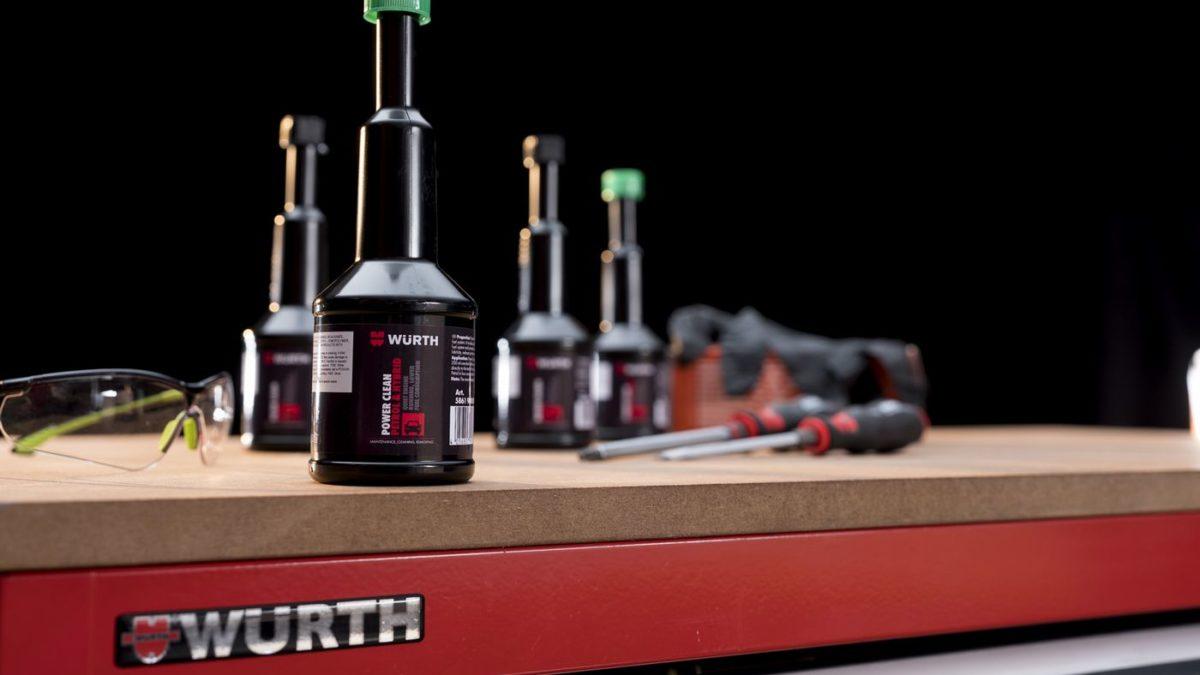 Nouvelle gamme d'additifs : 5 concentrés de puissance pour moteur essence et diesel