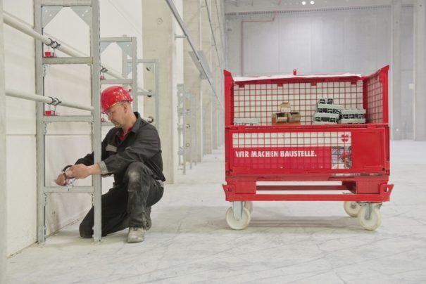 SERVICE BOX :  la compagnon de vos chantiers d'électricité, CVC et sanitaires !