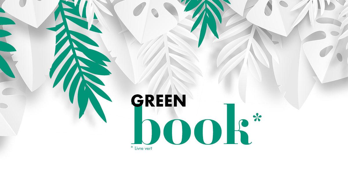 Green book : un concentré de bonnes actions pour vous et notre planète !