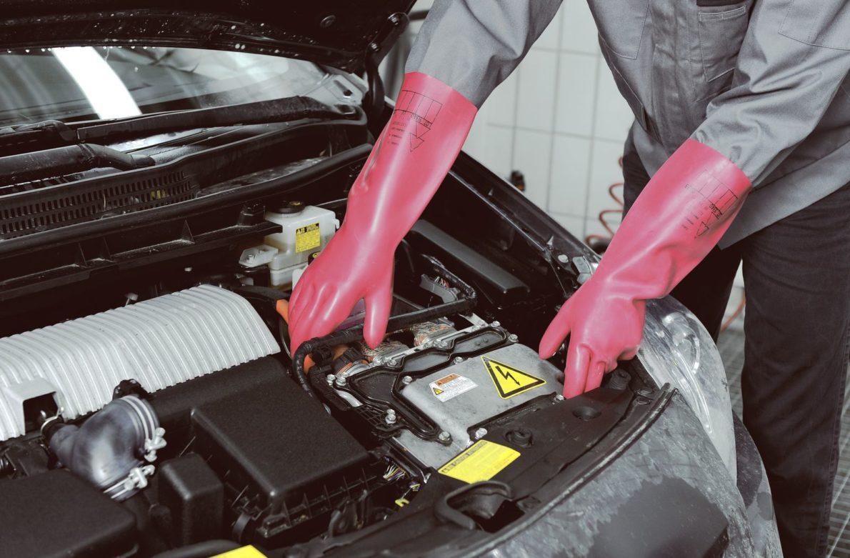 La gamme Würth « Emobility » pour les véhicules électriques et hybrides