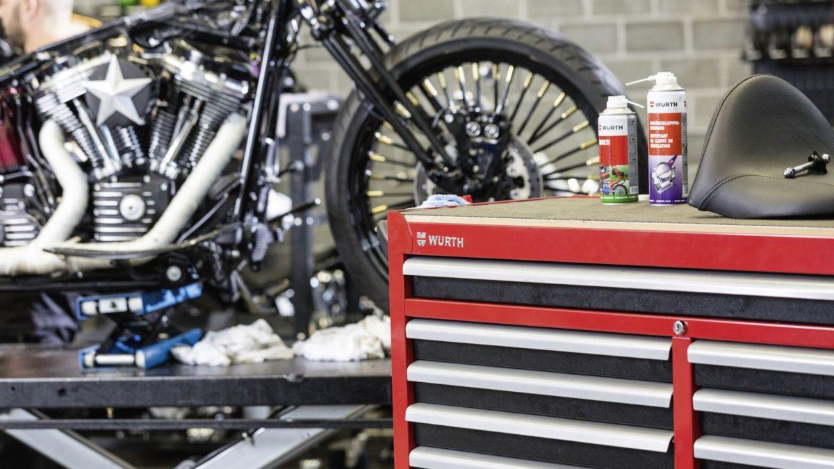 Proposez l'entretien hivernage moto à vos clients !