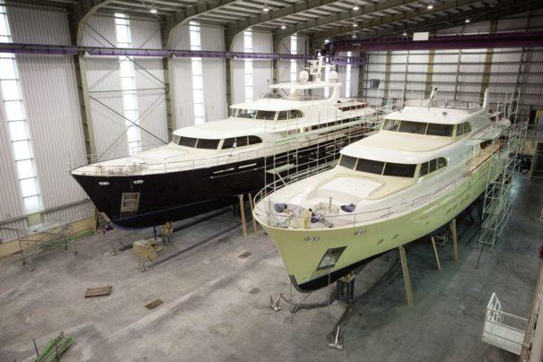 Hivernage des bateaux et yachts : les étapes clés