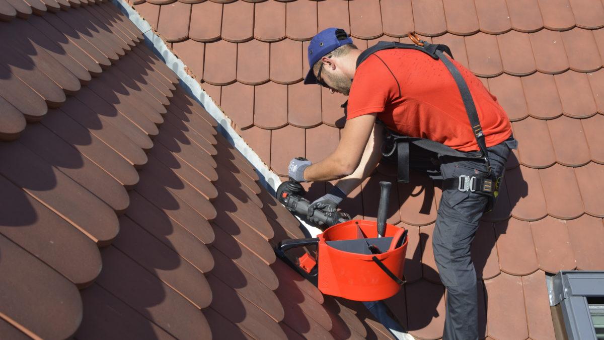 Innovation : Vertyko, le porte-outils pour les travaux de toiture !