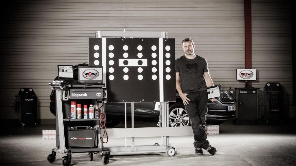 20 ans de la solution de diagnostic automobile WOW! – Know.Share.Solve.