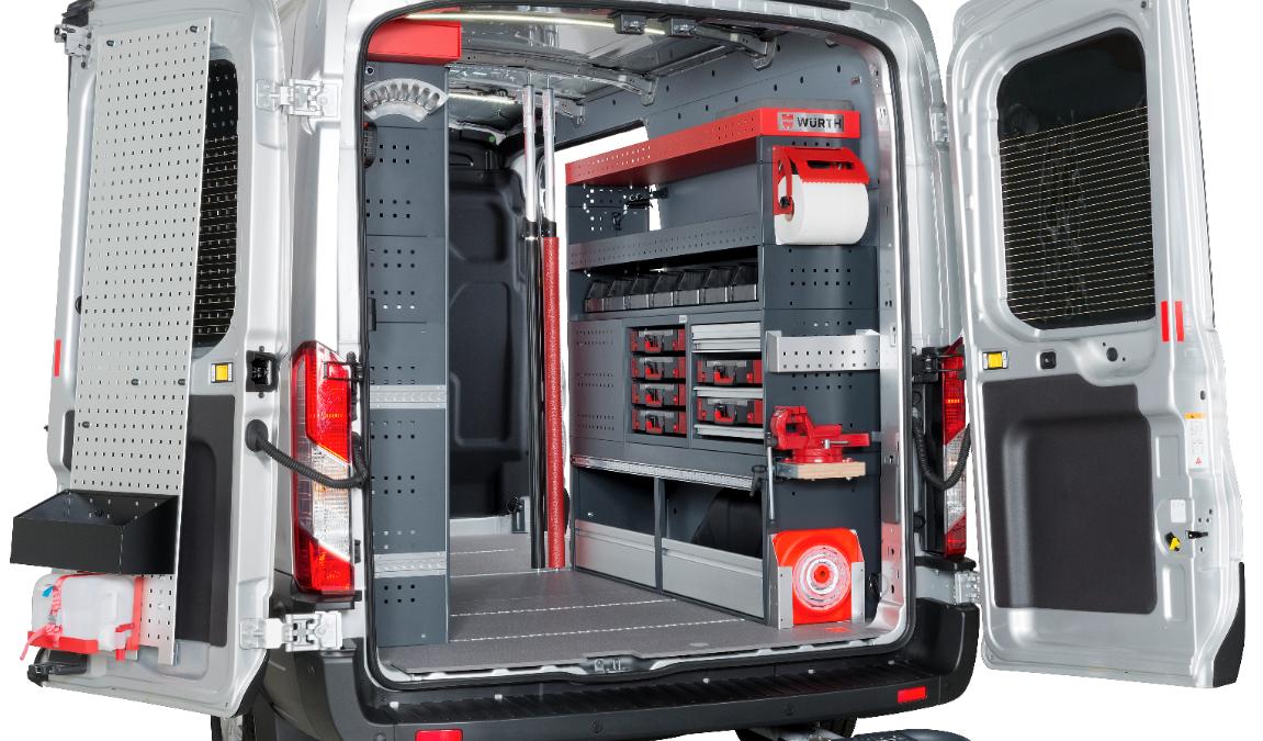 Accident de la route avec un aménagement ORSYmobil : un client Würth témoigne