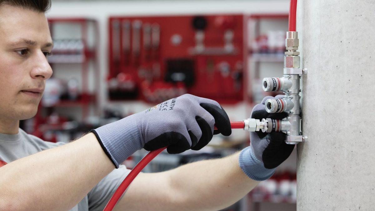 Réseau d'air comprimé : quels sont les équipements indispensables ?