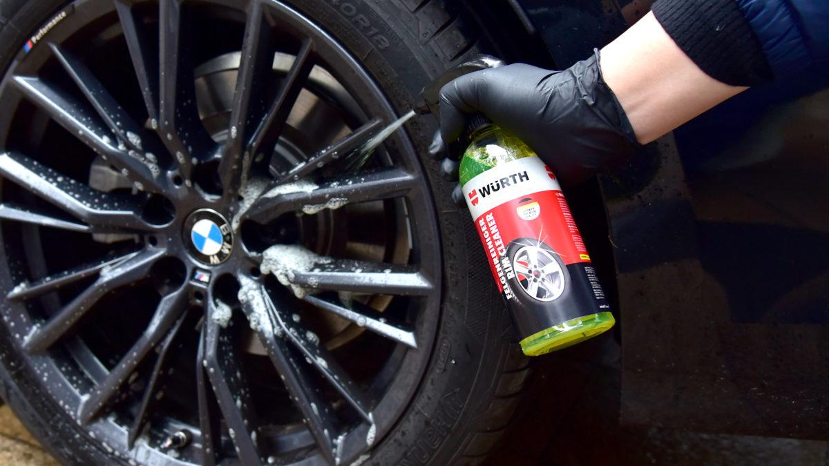 Nettoyage des véhicules : la «Consumer Line» dédiée à la revente