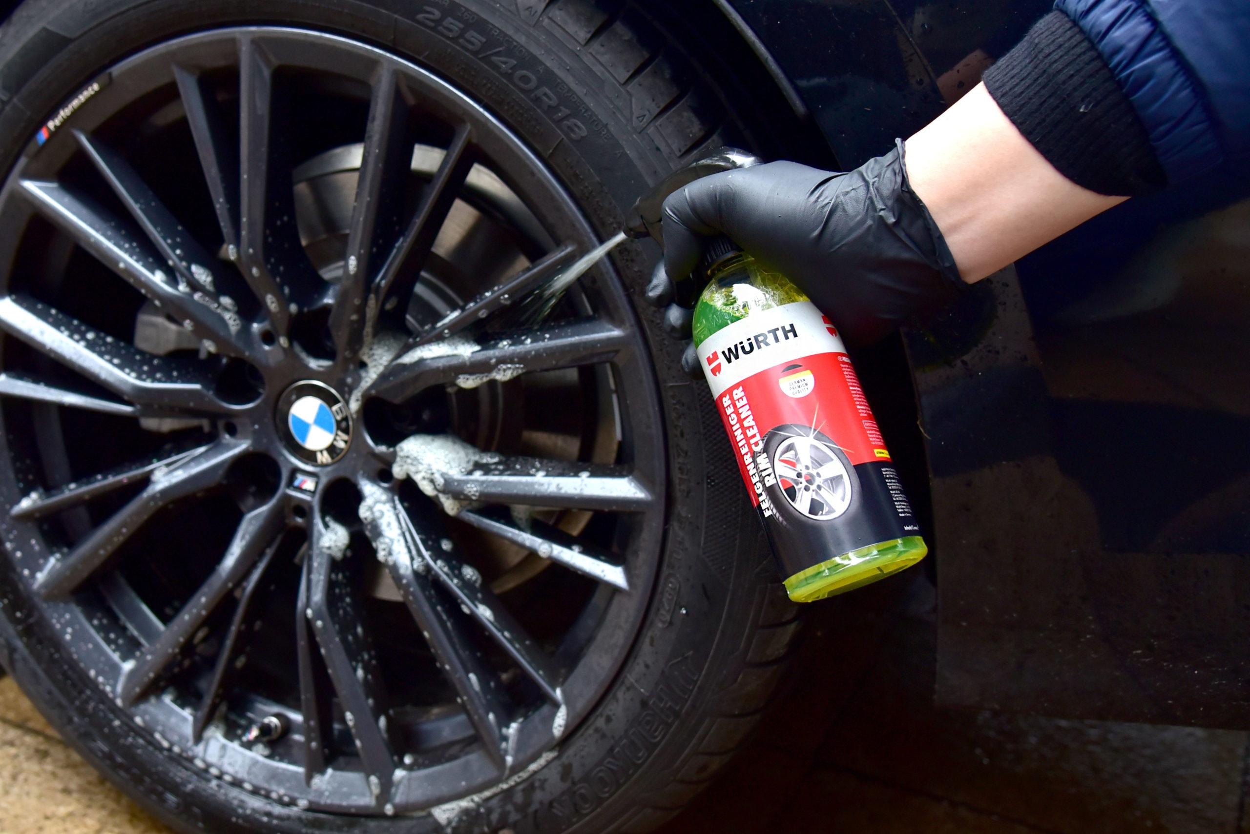 Nettoyage des véhicules : la « Consumer Line » dédiée à la revente