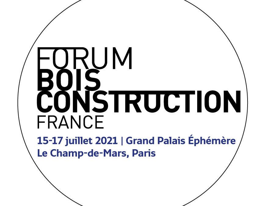 Würth France, sponsor principal du 10ème Forum Bois Construction