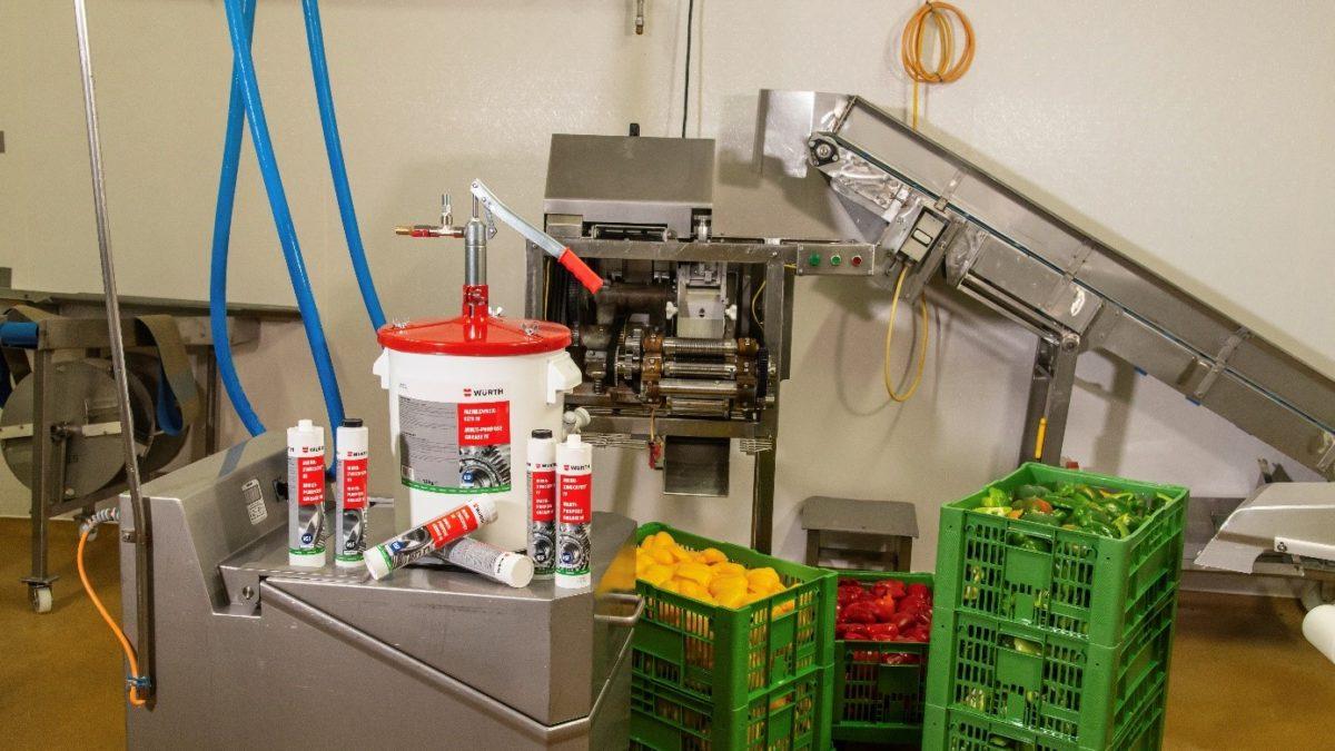 Notre gamme de produits NSF adaptés à l'industrie agroalimentaire